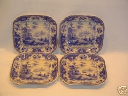 childs_repro_cake_plates